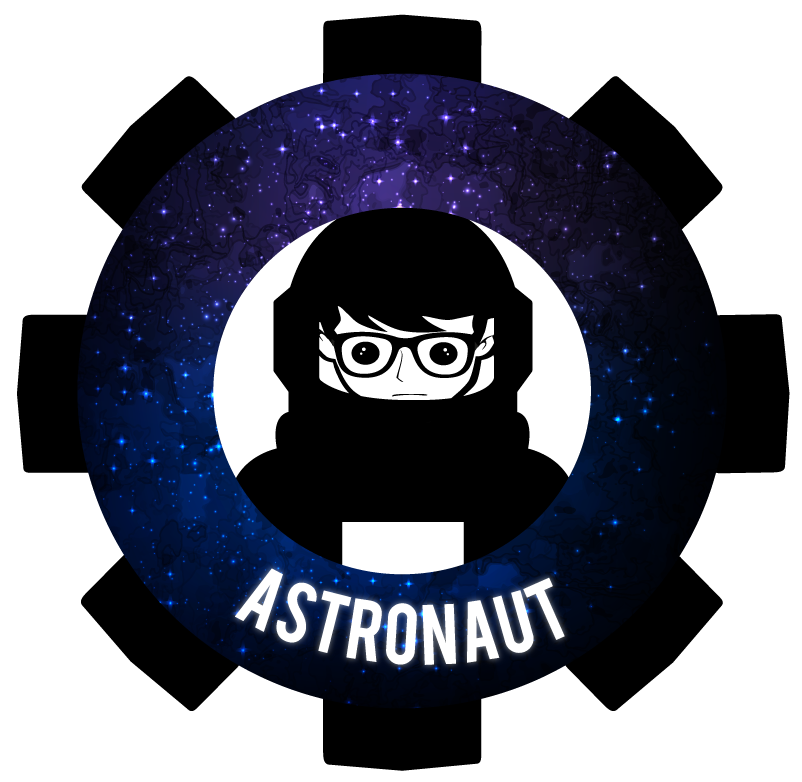 - Astronaut by Nerdynaut