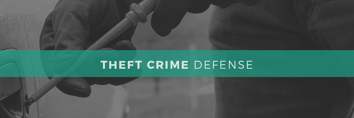 Theft Crime Defense Attorneys in Jacksonville, Florida