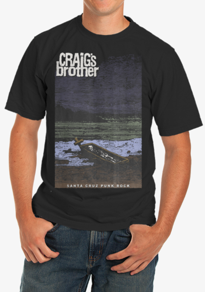 Craig's Brother Lost at Sea Re-Imagined T-Shirt
