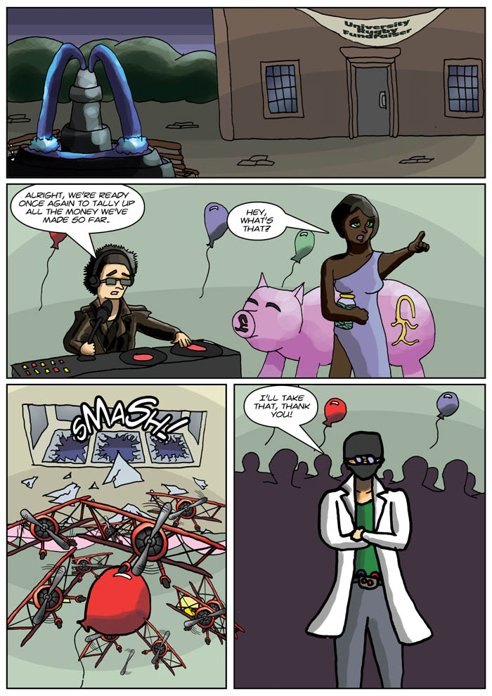 The Adventures of Zip: Issue 12, Page 14