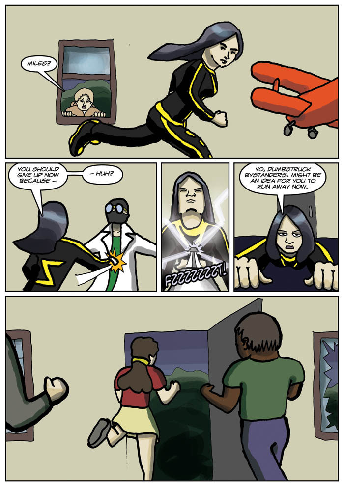 The Adventures of Zip: Issue 12, Page 18