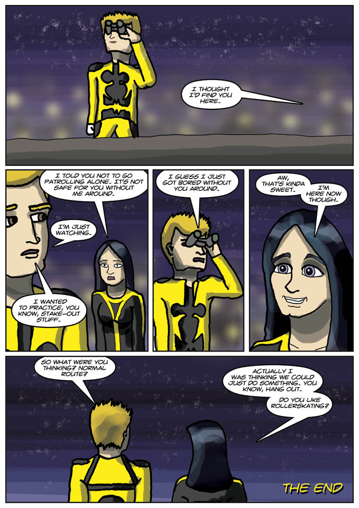 The Adventures of Zip: Issue 12, Page 22