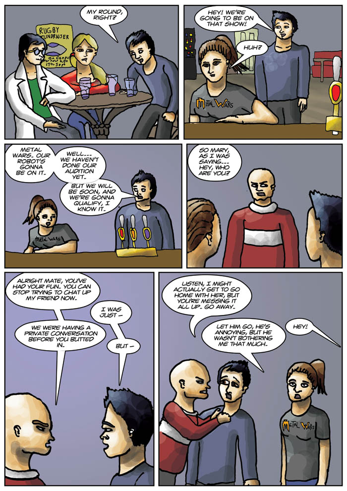 The Adventures of Zip: Issue 12, Page 4