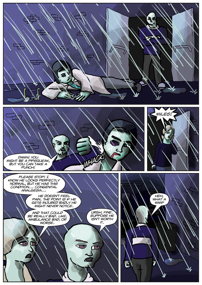 The Adventures of Zip: Issue 12, Page 6