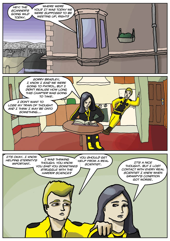 The Adventures of Zip: Issue 12, Page 9