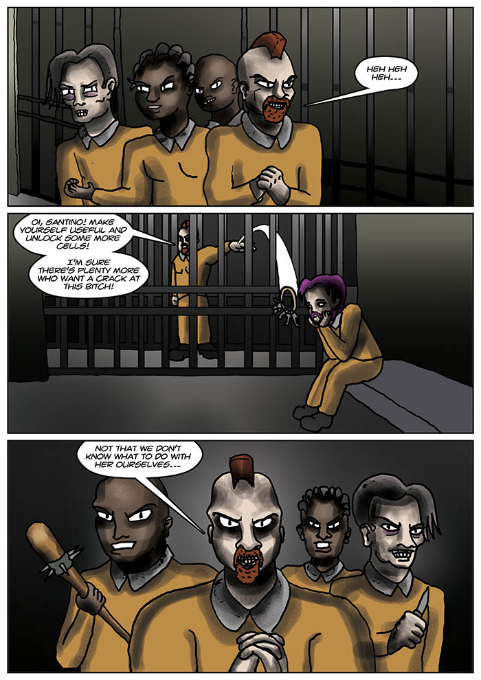 The Adventures of Zip: Issue 15, Page 21