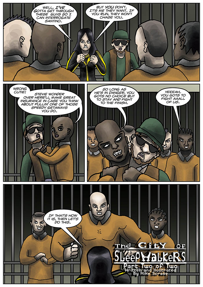 The Adventures of Zip: Issue 16, Page 1