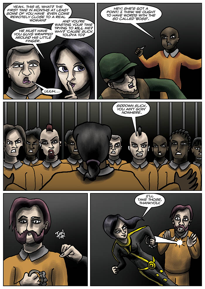 The Adventures of Zip: Issue 16, Page 6
