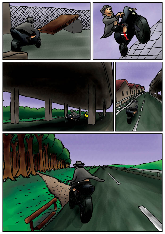 The Adventures of Zip: Issue 10, Page 14