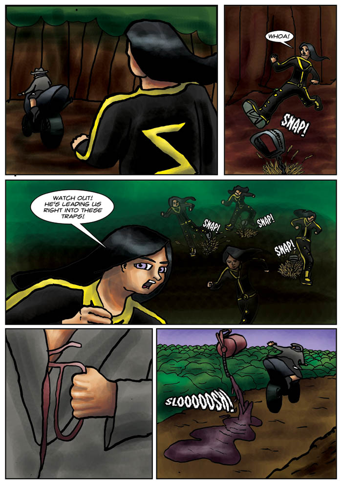 The Adventures of Zip: Issue 10, Page 16