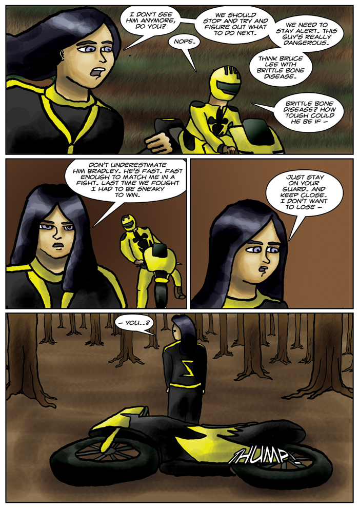 The Adventures of Zip: Issue 10, Page 18