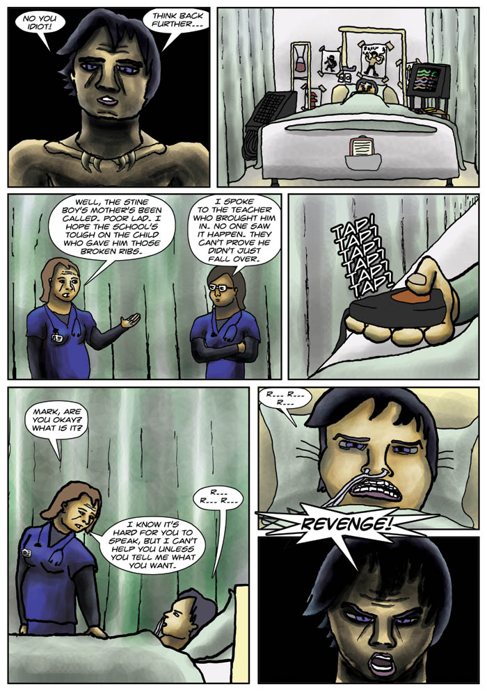 The Adventures of Zip: Issue 10, Page 3