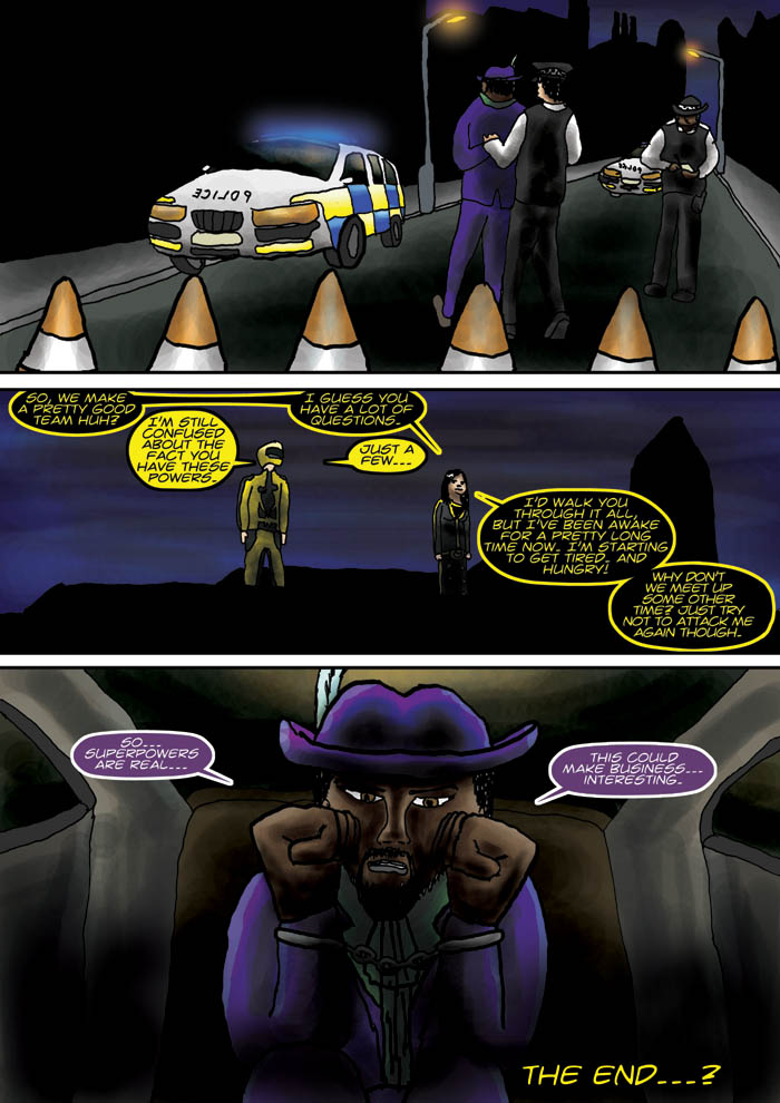 The Adventures of Zip: Issue 9, Page 19
