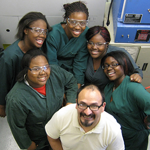Manufacturing Students and Instructor of MRC