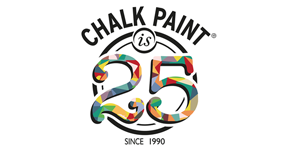 Annie Sloan Chalk Paint is 25 Years logo