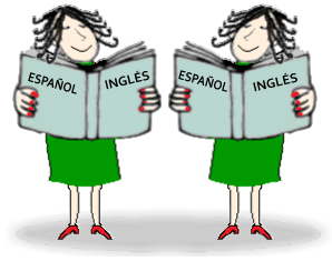 Spanish English bilingual parallel texts