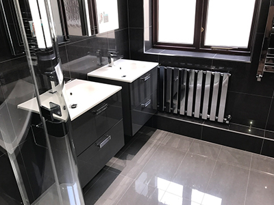 designer bathrooms Essex