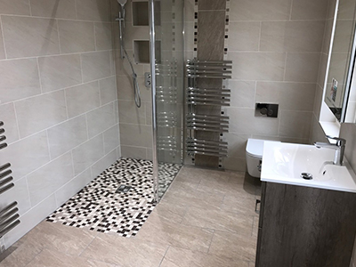 wet rooms Billericay Essex