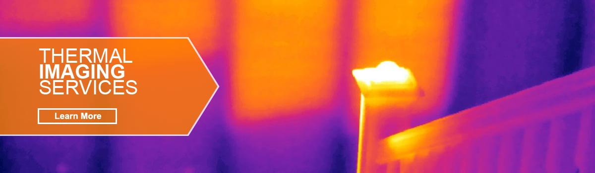 Infrared (IR) Thermal Imaging Inspection Services Slide