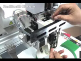How to thread your machine