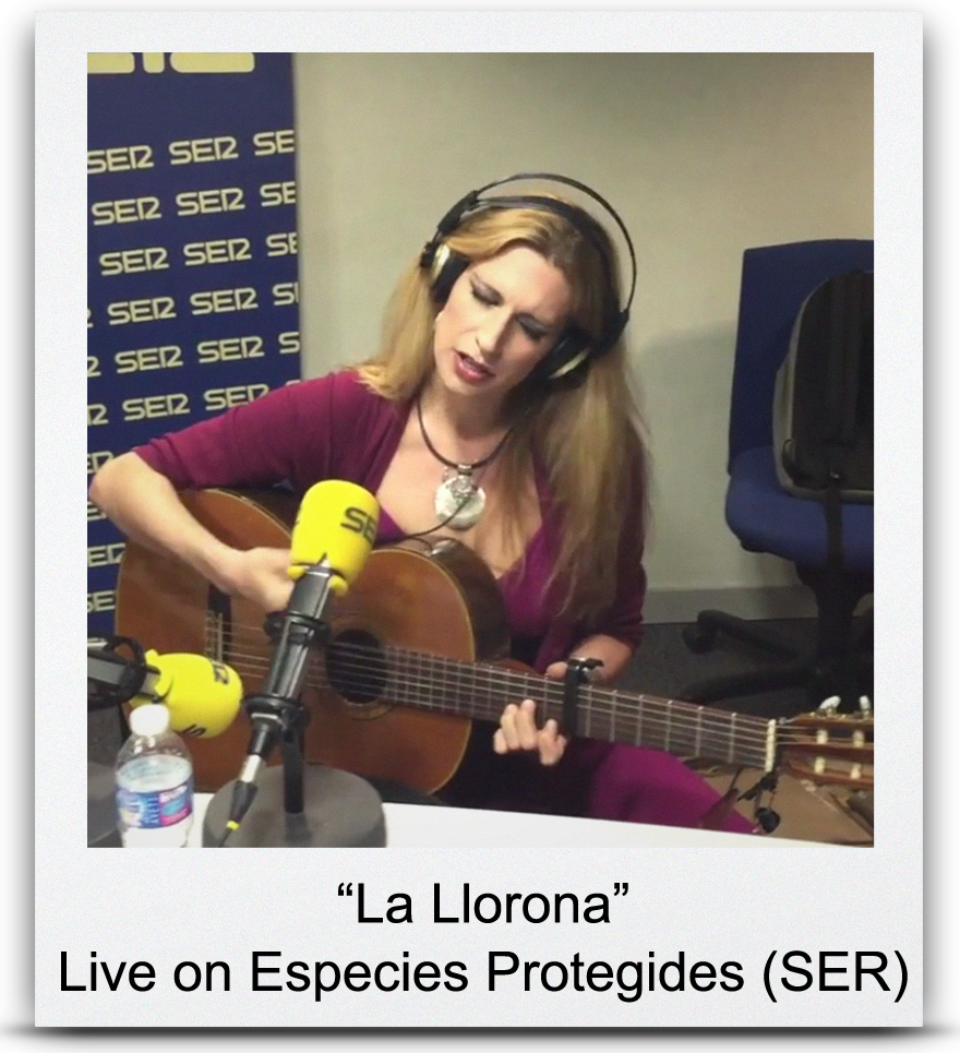 La Llorona, Live on Especies Protegides (SER)