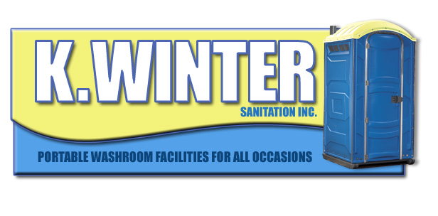 K.Winter Sanitation Inc. Logo