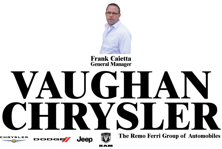 Vaughan Chrysler Logo