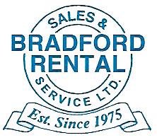 Bradford Rental Logo