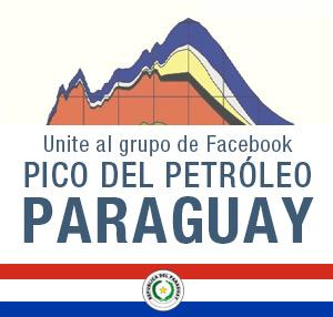 Unite al grupo de Facebook de Pico del Petróleo de Paraguay
