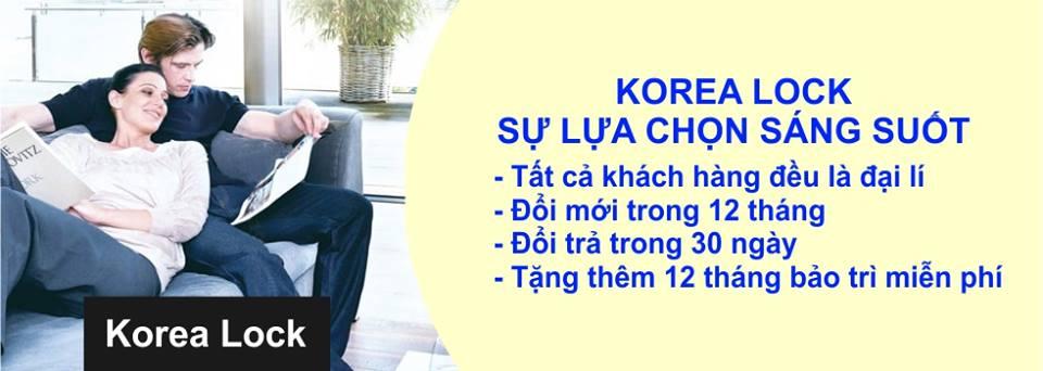 Korea Lock sự lựa chọn sáng suốt