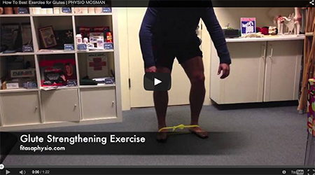 Video | Glute Strengthening Exercise