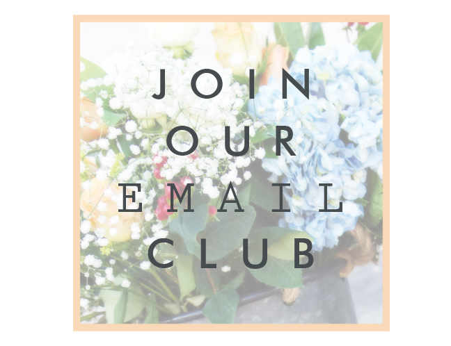 join the generation bliss email club