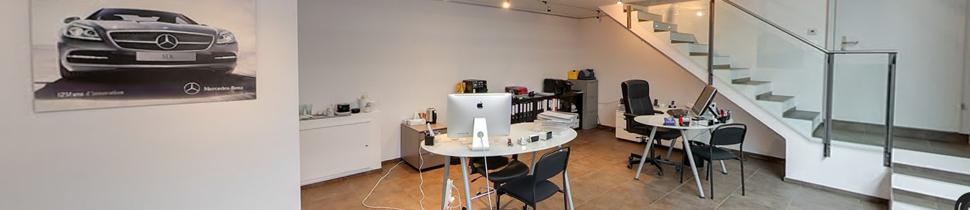 visite virtuelle google business view 360 degrés du bar les trentenaires à fribourg par yetiromandie.ch