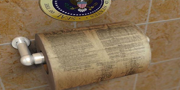 Is your real estate contract written on Toilet Paper?
