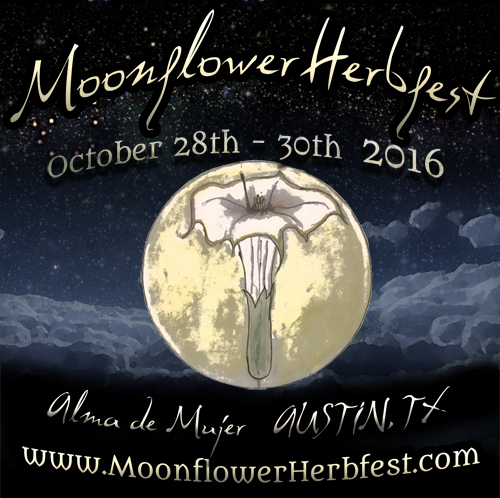 Moonflower Banner