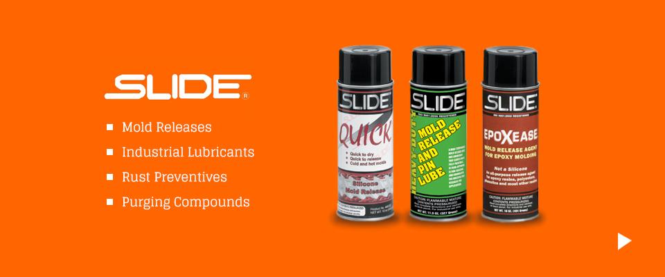Slide Mold Releases