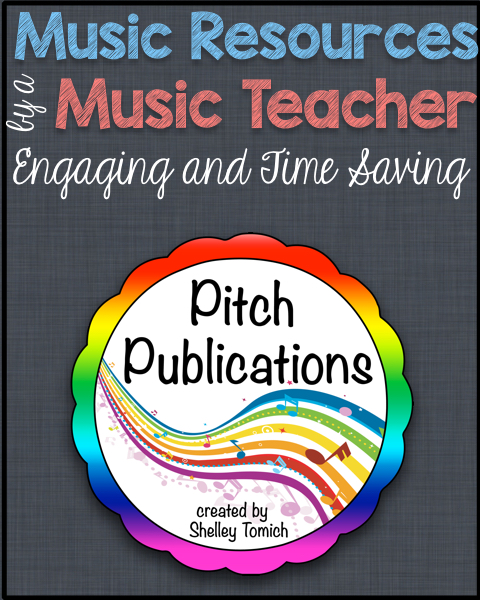 This is Pitch Publications, the home of Rainbow Ukulele, Pitch Hill, and more amazing elementary music education resources and lesson plans. #pitchpublications #elmused