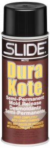 Slide Dura Kote Mold Release Spray for Thermosets