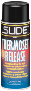 Slide Thermoset Mold Release Spray