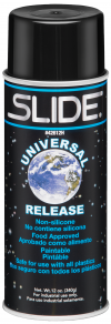 Slide Universal Mold Release Spray