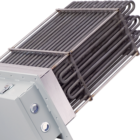 Watlow LDH Series & D Series Duct Heaters