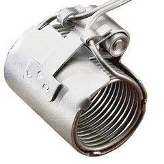 Watlow Pre-Coiled Cable Nozzle Heaters