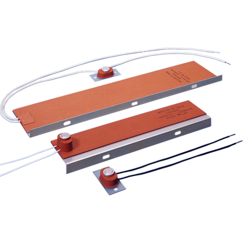 Watlow Silicone Rubber Enclosure Heaters