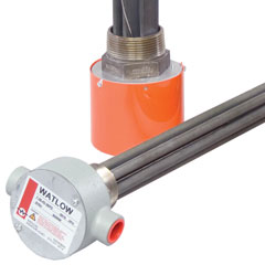 Watlow WATROD™ & FIREBAR®  Screw Plug Immersion Heaters