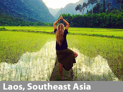 Laos Volunteer Excursion