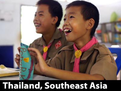 Thailand Volunteer