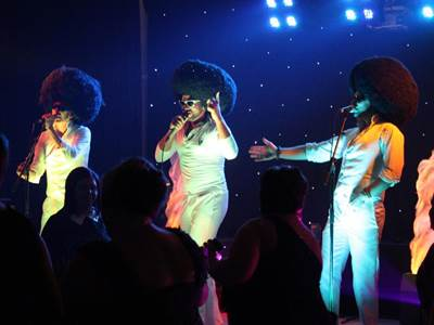 The Soul Kings, 70's disco and soul tribute show