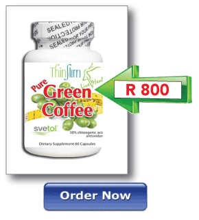 Green Coffee Bean Capsules with SVETOL