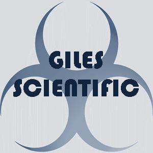 Giles Scientific logo