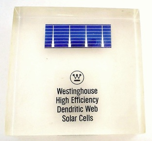 westinghouse solar cell